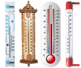 Термометры, барометры, гигрометры