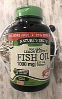 Рыбий жир в капсулах Nature's Truth Fish Oil, 125 капсул