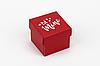 "Коробка ""Бусинка"" М0062-о6 ""Be mine"", размер: 43*43*36 мм"