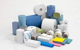 Салфетки, полотенца, туалетная бумага