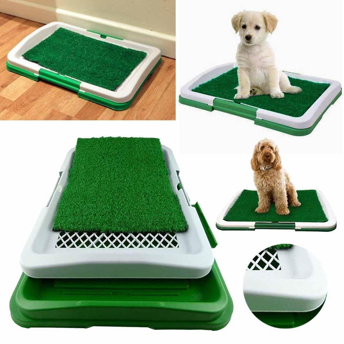 Туалет для собак Puppy Potty Pad 47 х 34 х 6 см (up8833)