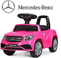 Машина Электромобиль Mercedes-Benz   M 4065EBLR-8(2)