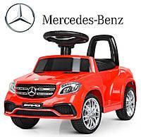 Машина Электромобиль Mercedes-Benz  M 4065EBLR-3(2)