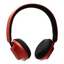 Беспроводные Bluetooth наушники Baseus D01 Encok Wireless NGD01-09 (Красные), фото 3