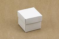 "Коробка ""Бусинка"" М0062-о4 белая, размер 43*43*36 мм, фото 1"