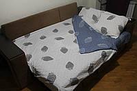 Комплект постельного белья Клубники V2 (полуторный)