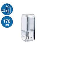Дозатор жидкого мыла 0,17 л. сатин