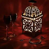 Марокканский фонарик — свет и тень будут танцевать для вас, фото 1