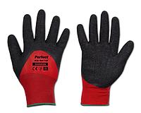 Перчатки защитные PERFECT GRIP RED FULL латекс, размер 9, RWPGRDF9