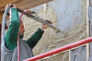Для штукатурки стен и потолков снаружи и внутри помещений.