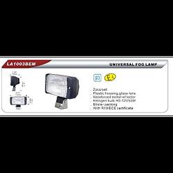 Фары дополнительные DLAA 1003 BEM-W/H3-12V-55W/145*72mm