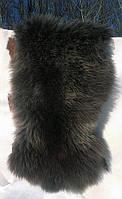 Шкура овечья черная, фото 1