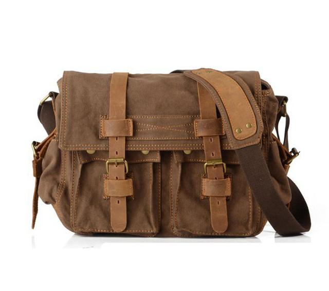 Мужская сумка Augur вид спереди.