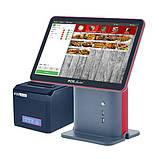 """Комплект POS-оборудования A-Dandy 15,6"""" для кафе, бара, ресторана (Android), фото 2"""