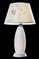 Настольная лампа под абажур (ВЛ) N 906 (AB), фото 1