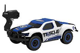 Машинка радіокерована 1:43 HB Toys Muscle повноприводна (синій)