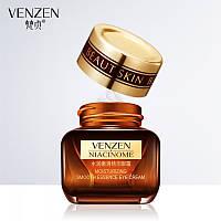 Успокаивающий крем для глаз Venzen Niacinome Smooth Essence Eye Cream 20 g