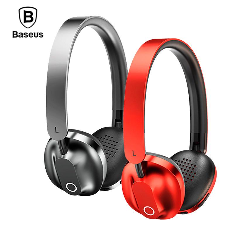 Беспроводные Bluetooth наушники Baseus D01 Encok Wireless