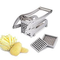 Машинка для нарезки картофеля соломкой Potato Chipper | картофелерезка | овощерезка | мультирезка, фото 2