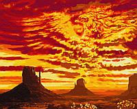 "Картина по номерам. Brushme ""Феникс в пустине"" GX28721"