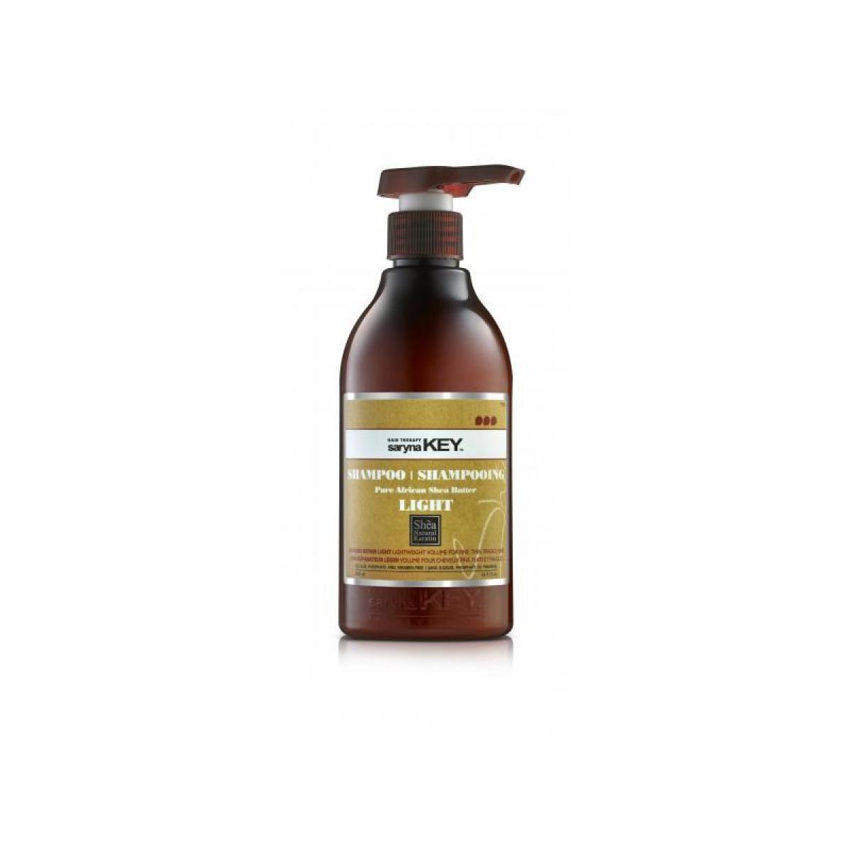 Saryna Key Восстанавливающий шампунь на масле Ши Damage Repair Light shampoo 500мл