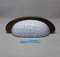 Ручка керамика ракушка D/C D-305 G4/12