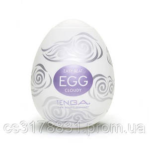 Мастурбатор Tenga Egg Cloudy (Облачный)