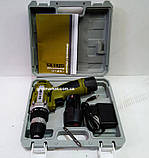Аккумуляторный шуруповерт ELTOS ДА-12Li, фото 4