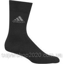 Шкарпетки Adidas O59094, чорні, розмір 35-38
