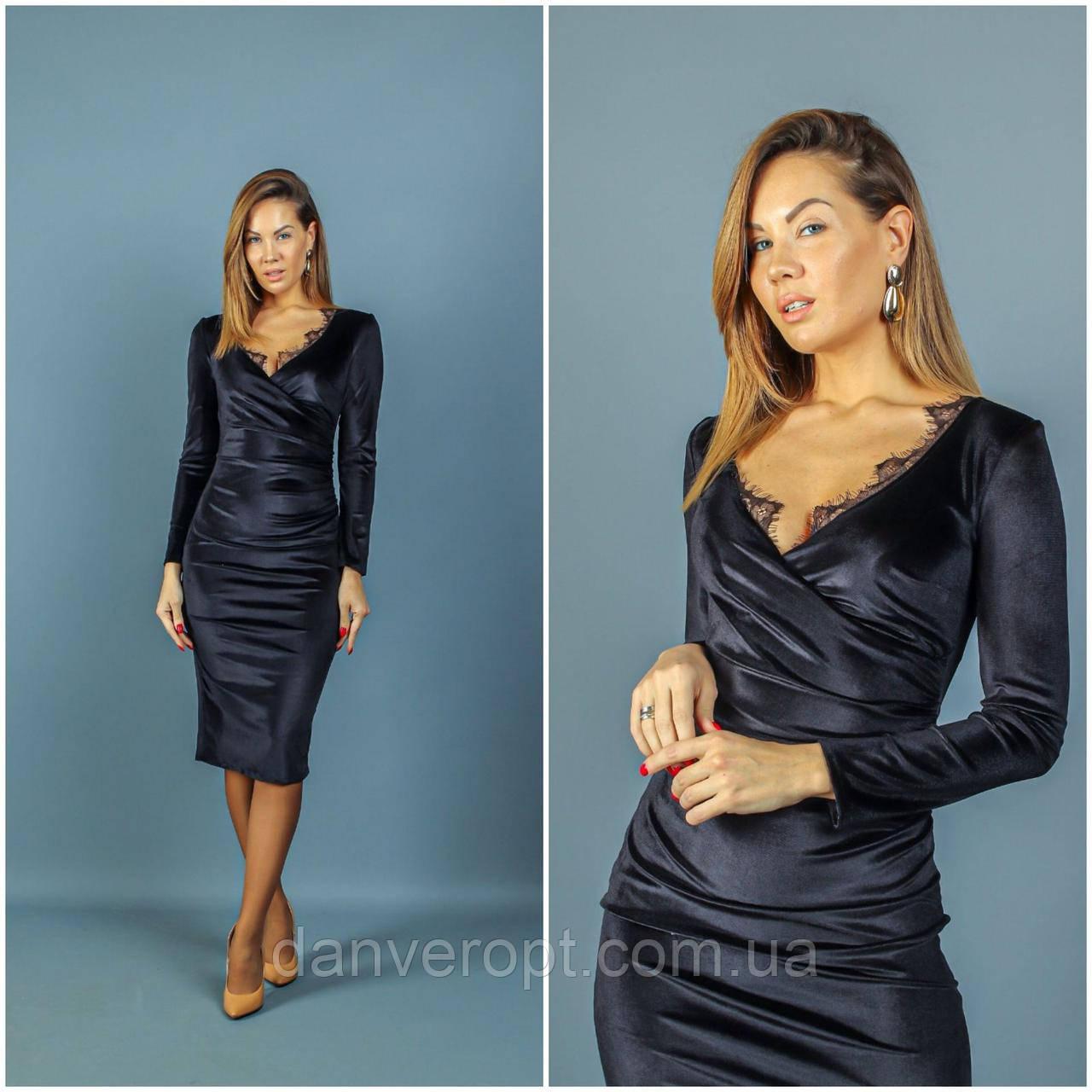 Сукня жіноча модна стильне розмір 42-48 купити оптом зі складу 7км Одеса