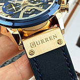 Curren 8329 Blue-Gold, фото 4