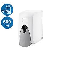 Дозатор жидкого мыла пластиковый 500 ml (Турция)в ассортименте