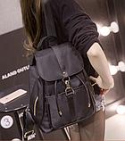 Рюкзак Sujimima чорний, фото 2