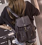 Рюкзак Sujimima чорний, фото 3