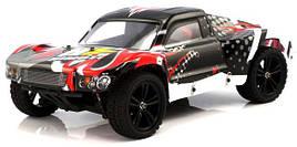 Радіокерована модель ралійного шорт-Корса 1:10 Himoto Spatha E10SC Brushed (чорний)