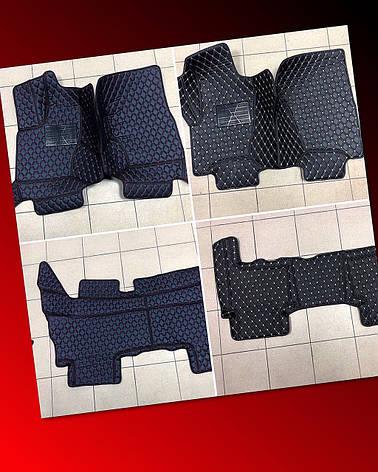 Комплект ковриков из экокожи для Range Rover Sport 2004–2013, фото 2