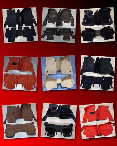 Комплект ковриков для Toyota Camry 50, 55, фото 2