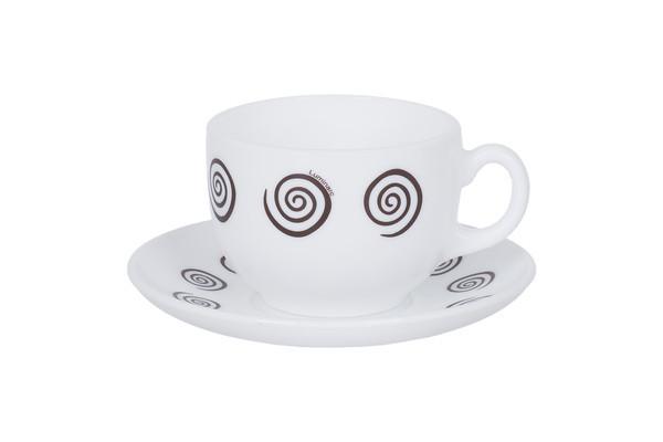 Sirocco Brown Сервиз чайный 12 пр. Luminarc P6890