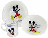 Disney Mickey Colors Набор для детей - 3 пр Luminarc L2124, фото 2