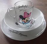 Disney Minnie Colors Набор для детей - 3 пр Luminarc L2120, фото 2