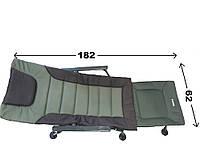 Кресло карповое Ranger Wide Carp SL-105 +приставка (RA 2234)