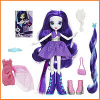 Кукла My Little Pony Equestria Girls Рарити с набором одежды Эквестрия герлз
