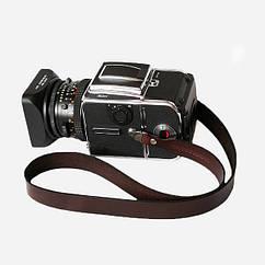 Кожаный плечевой, нашейный ремень для фотокамеры Hasselblad