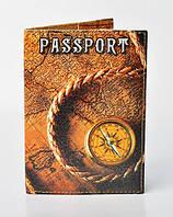 Обложка на паспорт Компас
