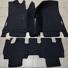 Комплект ковриков для Toyota Prado 150, на 5/7 мест, фото 3