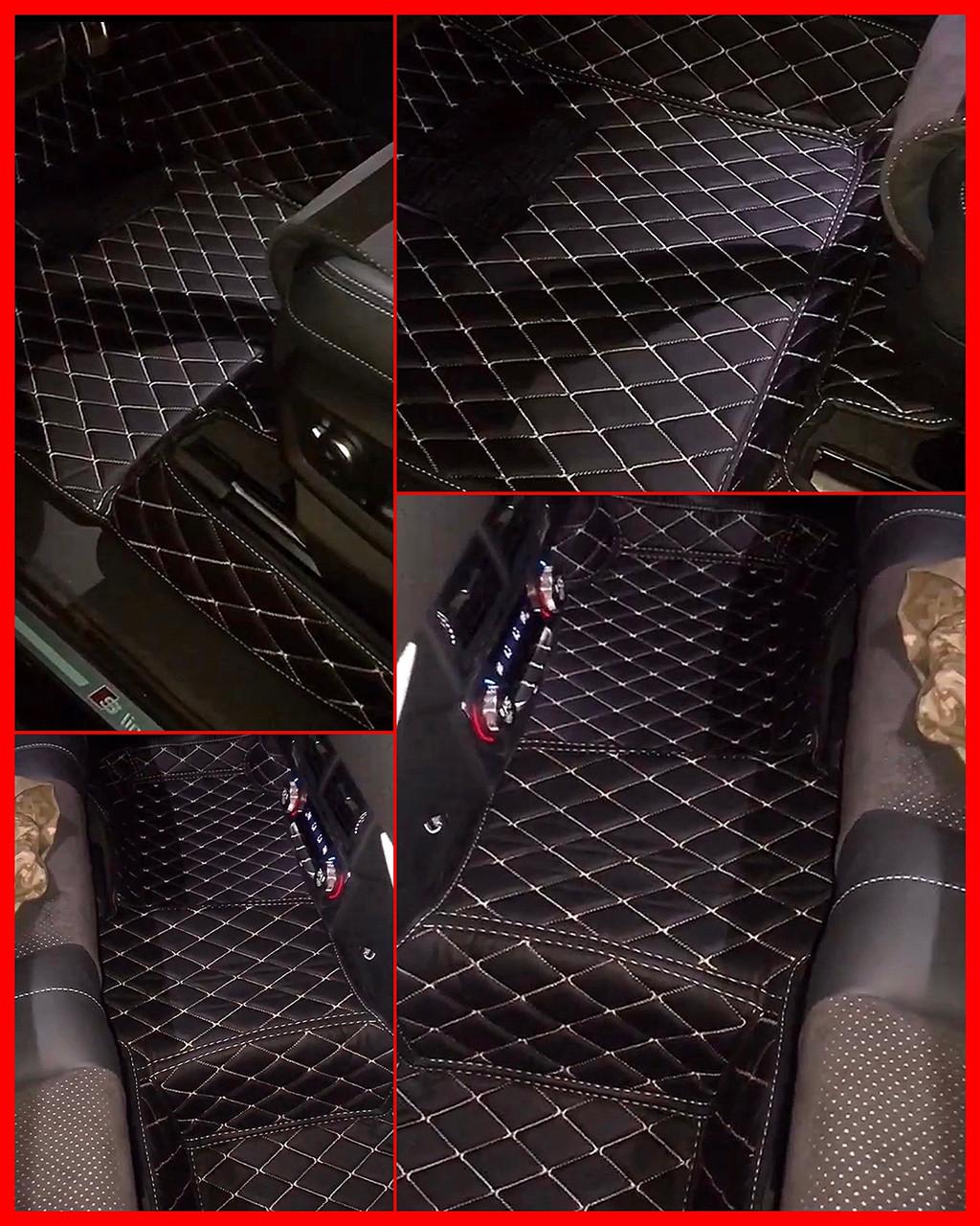 Комплект ковриков из экокожи для Range Rover Sport, от 2013 года