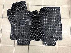 Комплект ковриков из экокожи для Range Rover Sport, от 2013 года, фото 3