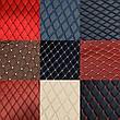 Комплект ковриков из экокожи для Tesla model S, фото 3