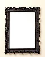 Зеркало  резное из дерева , фото 1