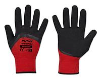 Перчатки защитные PERFECT SOFT RED FULL латекс, размер 9, RWPSRDF9